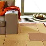 【范登伯格】凱亞編織風格類亞麻地毯-方塊160*230cm