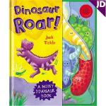 �i�^��Caterpillar��嵣�ѡj���s���ʩI�꦳�n�� Dinosaur Roar!