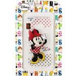 【Disney】HTC ONE M9 彩繪透明保護軟套-米妮