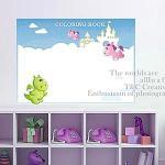 Christine寶貝學習牆貼/壁貼/塗鴉貼(小) TCA128 冒險天堂
