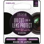 Marumi FIT+SLIM L390廣角薄框多層鍍膜UV保護鏡(55mm/公司貨)
