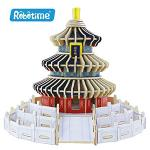 ~Robotime~DIY木質3D立體拼圖~天壇