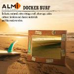 【ALMI】DOCKER SURF- MIRROR 50x70 造型掛鏡