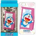 Doraemon 哆啦A夢 Samsung Galaxy E7 彩繪透明保護軟套(任意門款)