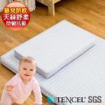 1/3 A Life 天絲舒柔-防黴蹣抗菌兒童趴睡枕(1入)
