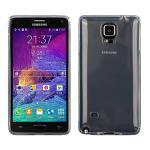 【Myshell】Samsung Note4 清新全透軟質保護殼