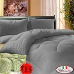 【Vaentino Rudy】竹碳冬被+竹炭枕超值組--送被套