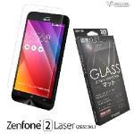 Metal-Slim ASUS Zenfone2 Laser(ZE550KL)9H弧邊鋼化玻璃保護貼