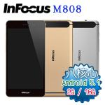 InFocus M808 �K�֤�5.2�T 4G LTE��������d��(2G/16G)(M808 ������)