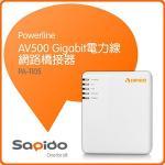 Sapido PA-1105 500Mbps �q�O�u����������