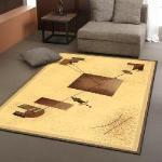 【范登伯格】重度色彩幾何仿羊毛地毯-多度空間(米)160x230cm