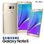 Simply Design Samsung Galaxy NOTE 5高抗刮透明保護殼(透明)