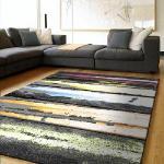 【范登伯格】率性風格玩樂趣進口地毯-黝彩117x170cm