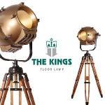 【THE KINGS】Battleship超級艦隊(Jumbo旗艦版)復古工業立燈