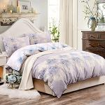 Royal Literie 《洛麗璀璨》 精梳純棉雙人兩用被床包四件組