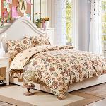 Royal Literie 《春韻悠香》 精梳純棉單人兩用被床包三件組