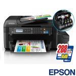 EPSON L655 高速網路Wifi原廠連續供墨傳真複合機