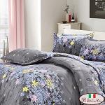 【Valentino Rudy】春意盎然六件式舖棉床罩組-雙人