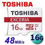 TOSHIBA �F�� 16GB microSDHC UHS-I Class10 48MB/s �O�Хd