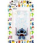 【Disney】HTC One M9+ /M9 Plus 摀嘴系列 彩繪透明保護軟套(史迪奇)