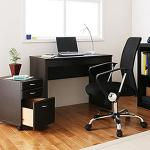 JP Kagu 日系系統書桌/辦公桌+抽屜櫃(二色)(原木色)