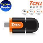 TCELL �a��- Type-C USB3.1 ��OTG�g�AŪ�d��