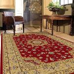 【范登伯格】聖貝斯皇家典藏地毯-綻耀紅160x235cm