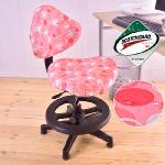 【凱堡】3M泡泡兒童椅 成長椅(粉)