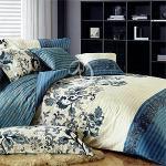 塔妮雅【佩茲利狂想曲】加大全舖棉四件式二用被床包組