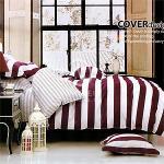 塔妮雅【布魯克】加大全舖棉四件式二用被床包組
