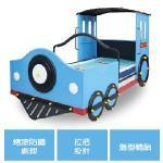 Kids castle兒童城堡 湯姆士火車兒童造型單人床架(含床墊)