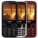 G-PLUS 3G plus 直立式功能性手機(紅)