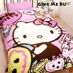 Give Me Buy��HELLO KITTY�x�X����Q-150X195cm(���I��@�{)