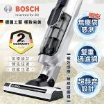 【BOSCH 德國博世】極效感應 25.2V 無線吸塵器/白色BCH6AT25TW