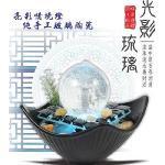 【KINYO】流水飾品-光影琉璃(GAR-6005)