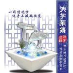 【KINYO】流水飾品-沁芋華舞(GAR-6007)