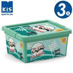 義大利KIS CBOX復古車系列收納箱XXS *3入