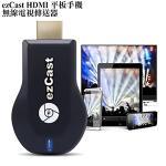 AnyCast (有WIFI天線版) 無線HDMI影音同屏器/傳輸器/WIFI to HDMI