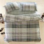 BELLE VIE 戀家 精梳棉雙人五件式床包兩用被組