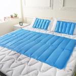 【COOL COLD】專利認證急冷激涼冷凝墊-2床2枕