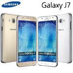 【Samsung】Galaxy J7 5.5吋 八核心雙卡雙待機(白色)