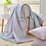 Royal Literie 【雲清月影】100%純天絲涼被枕套三件組