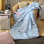 Royal Literie 【塔利亞】100%純天絲涼被枕套三件組