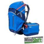 【MindShift Gear 曼德士】MS216A戶外探險攝影背包(全配/暮光藍)