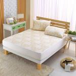 A.C.長效型防水防蹣兩用床包保潔墊(加大)