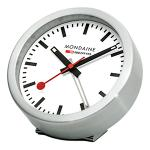 MONDAINE 瑞士國鐵兩用鬧鐘/12.5cm