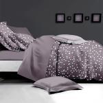 【羽織美】魅力星空 舒柔棉雙人四件式被套床包組