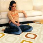 【范登伯格】春漾超舒感高纖仿羊毛地毯-悸動160x230cm
