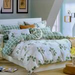 原售1480元↘【塔妮雅】芳菲漫舞。雙人純棉四件式二用被床包組