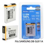 Kamera 通過BSMI認證 SAMSUNG SLB-11A高容量相機鋰電池
